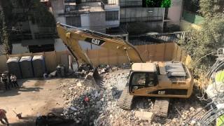 Agiliza Sobse demolición de edificios ubicados en Escocia 29