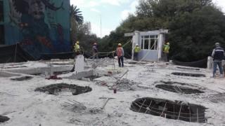 Sobse concluye un derrbo más en Cuauhtémoc