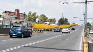 La Secretaría de Obras y Servicios brinda mantenimiento a 45 puentes vehiculares en 12 alcaldías