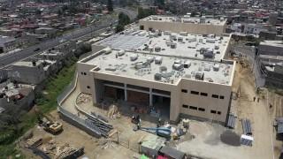 REGISTRA 65% DE AVANCE HOSPITAL GENERAL DE TOPILEJO
