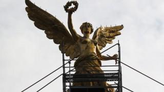 Gobierno Capitalino Concluirá en Agosto Rehabilitación del Ángel de la Independencia
