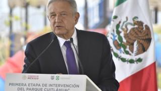 Inauguran Gobierno de México y Capitalino Primera Etapa del Parque Cuitláhuac en Iztapalapa