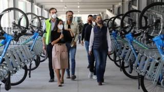 Inaugura Gobierno Capitalino 25 Km de Ciclovías y Biciestacionamiento Masivo en Alcaldía Tláhuac