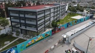 Interviene Gobierno Capitalino de manera social y urbana las zonas donde atraviesa Cablebús L2 Constitución de 1917-Santa Marta